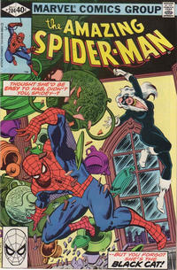Cover Thumbnail for The Amazing Spider-Man (Marvel, 1963 series) #204 [Direct Edition]