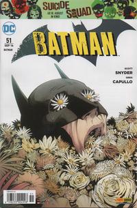 Cover Thumbnail for Batman (Panini Deutschland, 2012 series) #51 (116)