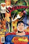 Cover for Stålmannen (SatellitFörlaget, 1988 series) #11/1988