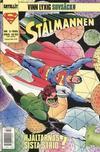 Cover for Stålmannen (SatellitFörlaget, 1988 series) #2/1989