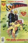 Cover for Stålmannen (SatellitFörlaget, 1988 series) #3/1989