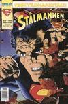 Cover for Stålmannen (SatellitFörlaget, 1988 series) #4/1989