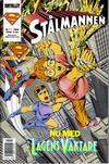 Cover for Stålmannen (SatellitFörlaget, 1988 series) #7/1989
