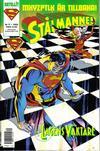 Cover for Stålmannen (SatellitFörlaget, 1988 series) #11/1989