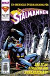 Cover for Stålmannen (SatellitFörlaget, 1988 series) #3/1990