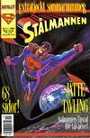 Cover for Stålmannen (SatellitFörlaget, 1988 series) #7/1990