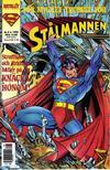 Cover for Stålmannen (SatellitFörlaget, 1988 series) #8/1990