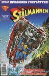 Cover for Stålmannen (SatellitFörlaget, 1988 series) #10/1990