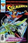 Cover for Stålmannen (SatellitFörlaget, 1988 series) #11/1990