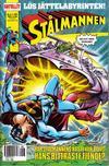 Cover for Stålmannen (SatellitFörlaget, 1988 series) #6/1991