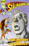 Cover for Stålmannen (SatellitFörlaget, 1988 series) #8/1991