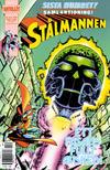 Cover for Stålmannen (SatellitFörlaget, 1988 series) #10/1991