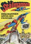 Cover for Stålmannen (Semic, 1976 series) #13/1976