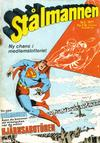 Cover for Stålmannen (Semic, 1976 series) #2/1977