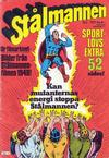 Cover for Stålmannen (Semic, 1976 series) #3/1977