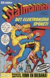 Cover for Stålmannen (Semic, 1976 series) #9/1977