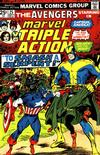 Cover for Marvel Triple Action (Marvel, 1972 series) #25