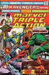 Cover for Marvel Triple Action (Marvel, 1972 series) #27