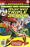 Cover for Marvel Triple Action (Marvel, 1972 series) #31