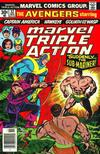 Cover for Marvel Triple Action (Marvel, 1972 series) #32