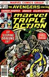 Cover for Marvel Triple Action (Marvel, 1972 series) #33