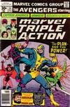 Cover for Marvel Triple Action (Marvel, 1972 series) #34