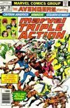 Cover for Marvel Triple Action (Marvel, 1972 series) #36 [30¢]