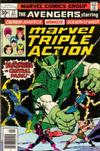 Cover for Marvel Triple Action (Marvel, 1972 series) #37
