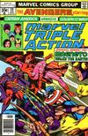 Cover for Marvel Triple Action (Marvel, 1972 series) #39