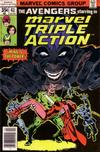 Cover for Marvel Triple Action (Marvel, 1972 series) #41