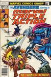 Cover for Marvel Triple Action (Marvel, 1972 series) #42