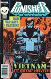 Cover for Punisher (Atlantic Förlags AB; Pandora Press, 1991 series) #3/1992