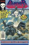 Cover for Punisher (Atlantic Förlags AB; Pandora Press, 1991 series) #4/1992