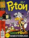 Cover for Pyton (Atlantic Förlags AB, 1990 series) #2/1990