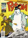 Cover for Pyton (Atlantic Förlags AB, 1990 series) #2/1991