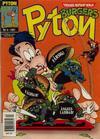 Cover for Pyton (Atlantic Förlags AB, 1990 series) #4/1991