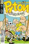 Cover for Pyton (Atlantic Förlags AB, 1990 series) #5/1992