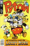 Cover for Pyton (Atlantic Förlags AB, 1990 series) #7/1992