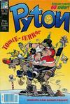 Cover for Pyton (Atlantic Förlags AB, 1990 series) #10/1992