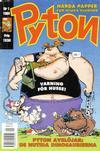 Cover for Pyton (Atlantic Förlags AB, 1990 series) #1/1994