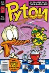 Cover for Pyton (Atlantic Förlags AB, 1990 series) #3/1994