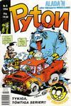 Cover for Pyton (Atlantic Förlags AB, 1990 series) #8/1994