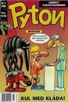 Cover for Pyton (Atlantic Förlags AB, 1990 series) #2/1995