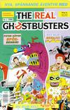 Cover for The Real Ghostbusters (Atlantic Förlags AB, 1988 series) #4/1988