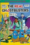 Cover for The Real Ghostbusters (Atlantic Förlags AB, 1988 series) #5/1988