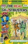 Cover for The Real Ghostbusters (Atlantic Förlags AB, 1988 series) #1/1989