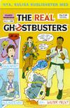 Cover for The Real Ghostbusters (Atlantic Förlags AB, 1988 series) #3/1989