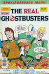 Cover for The Real Ghostbusters (Atlantic Förlags AB, 1988 series) #5/1989