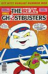Cover for The Real Ghostbusters (Atlantic Förlags AB, 1988 series) #6/1989