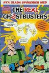 Cover for The Real Ghostbusters (Atlantic Förlags AB, 1988 series) #7/1989